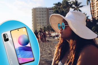 Toon ons hoe jij vakantie viert en win een Redmi Note 10 5G!