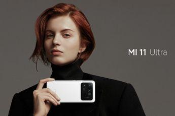 Xiaomi Mi 11 Ultra nu te koop: high-end smartphone met topspecificaties