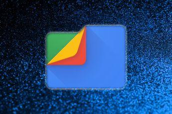 Files by Google heeft nu een prullenbak en dat is best handig