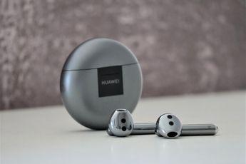 Huawei FreeBuds 4 review: dit zijn de plus- en minpunten