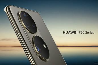 Huawei teaset P50 Pro, nog geen lanceringsdatum bekend