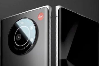 Camerafabrikant Leica lanceert eerste telefoon met giga camera