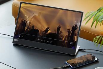 Lenovo lanceert twee nieuwe Chromebooks en een mobiele monitor