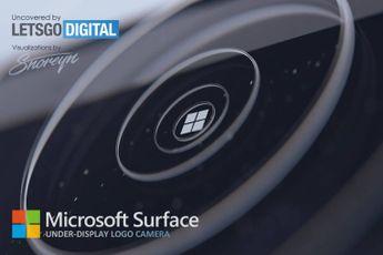 'Nieuwe Microsoft Surface Duo krijgt 4 selfiecamera's onder scherm'