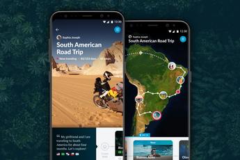 App van de week: leg je (wereld-)reizen vast met Polarsteps