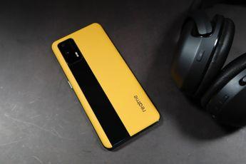 Realme GT 5G review: flitsende smartphone ademt snelheid