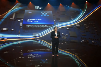 'Samsungs AMD-gpu voor Galaxy S22 verslaat nu al iPhone 12 Pro'