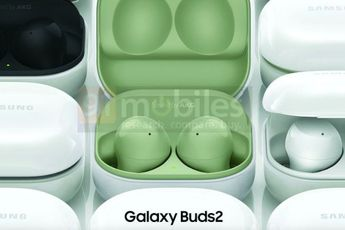 'Renders Samsungs Galaxy Buds 2 liggen op straat, dit moet je weten'