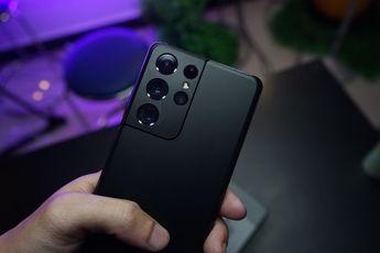 Een nep-Samsung Galaxy S21 Ultra: lijkt hij op het origineel?
