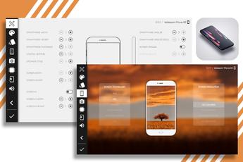 Start je eigen smartphonemerk en ontwerp zelf telefoons in deze game