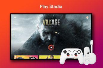 Google Stadia is nu beschikbaar voor Android TV-apparaten en Chromecast met Google TV