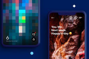 App van de week: Earlynote is de Nederlandse berichtenapp die kan tijdreizen