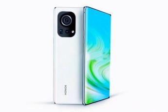 'Honor Magic 3: giga-camera en selfiecamera onder scherm'