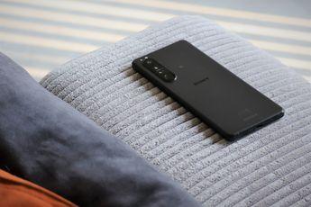 Sony Xperia 1 III review: de koppigste toptelefoon stelt zich voor