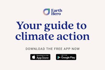 App van de week: Earth Hero helpt je jouw CO2-voetafdruk te verlagen