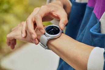 'Samsung wil Galaxy Watch met zonne-energie opladen via bandje'