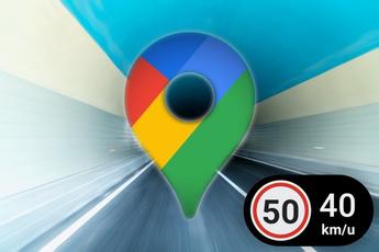 Google Maps: zo zet je de maximum snelheid en snelheidsmeter aan