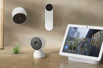 Google Nest Cam en Doorbell officieel aangekondigd: alles wat je moet weten