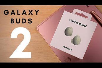 Galaxy Buds 2 nu al te zien in unboxing, bekijk de video hier