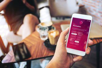 Magnolia-app laat je daten zonder te swipen