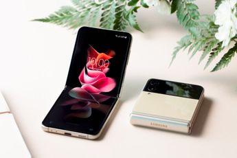 Koop de Samsung Galaxy Z Fold 3 en de Galaxy Z Flip 3 bij T-Mobile en Tele2 (ADV)