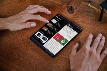 Samsung Galaxy Z Fold 3: root-toegang schakelt de camera uit