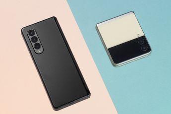 Samsung Galaxy Z Fold 3 en Z Flip 3 kopen: hier kun je terecht