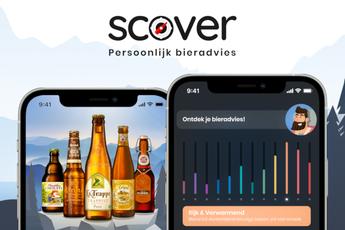 App van de week: welk bier moet je drinken? Scover geeft (bier)advies!