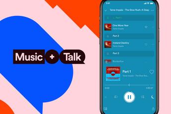 Spotify brengt Music + Talk naar Nederland, maak je eigen radioshow