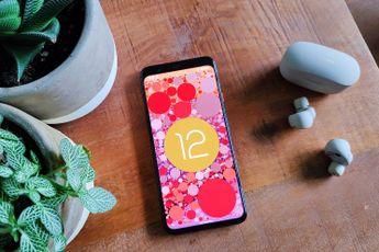 Android 12 update-overzicht: wanneer krijgen telefoons de update?