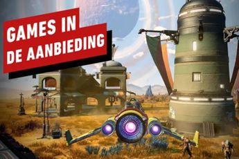 Entertainment-week: Games in de aanbieding
