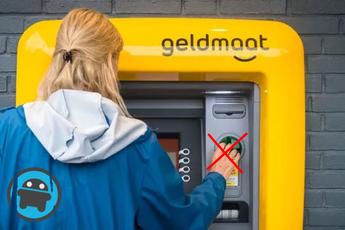 AW Poll: geld uit de muur halen met je telefoon, wil jij het bij jouw bank?