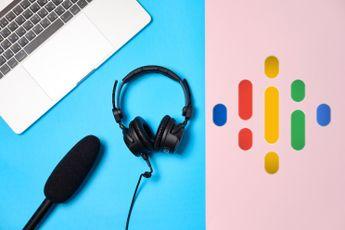 Podcasts beluisteren met Google Podcasts, alles wat je moet weten