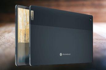 Lenovo lanceert IdeaPad Duet 5 Chromebook met OLED-scherm