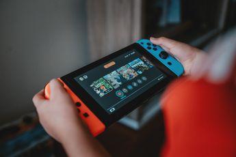 Nintendo Switch kan nu met bluetooth-oortjes verbinden, zo werkt het