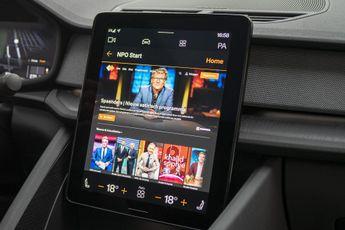 Polestar-rijders kunnen nu NPO Start in de auto kijken