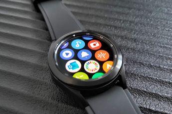 Samsung Galaxy Watch 4: internetbrowser nu beschikbaar