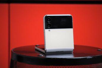 Samsung Galaxy Z Flip 3 review: een verhaal over liefde?