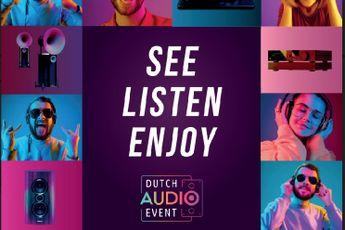 Dutch Audio Event 2021: alles over geluid en HiFi
