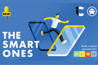 The Smart Ones, podcast van BNR, Androidworld en iCulture  #3   It's not easy being green