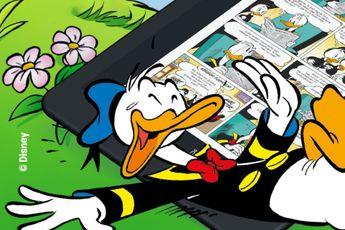 App van de week: Strips van Donald Duck nu te lezen op je smartphone