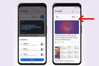 Google Discover krijgt een toolbar die je kan personaliseren
