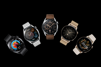 Huawei Watch GT 3 officieel: met Harmony OS en 14 dagen accu