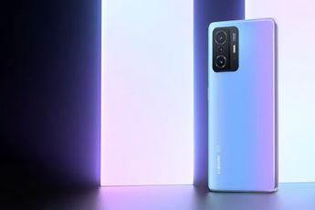 Xiaomi 11T (Pro) vanaf nu in Nederland te koop vanaf 599 euro