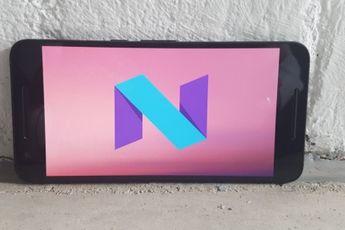 'Volgende Nougat-update krijgt versienummer 7.1'