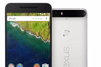 Dagaanbieding Nexus 6P: 64GB-model met korting