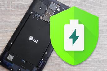 Bedrijf wil in 2017 smartphone-accu met dubbele capaciteit uitbrengen