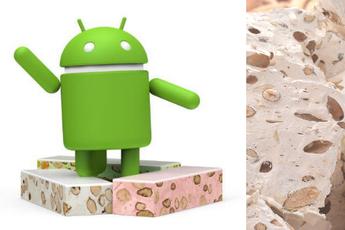 Android Nougat nieuwe naam voor gloednieuwe Androidversie