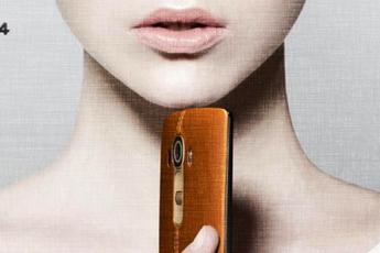Dagaanbieding: LG G4 met lederen achterkant voor € 449,95