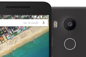 Dagaanbieding: Nexus 5X 32GB voor € 469,95